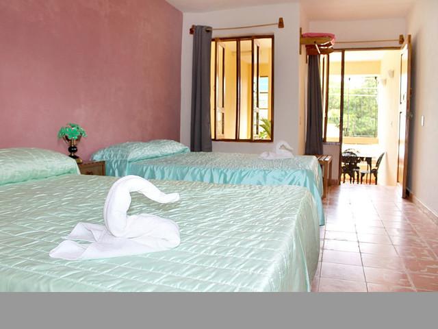 Hostal Maida y Chachi renta una habitación en Trinidad, Cuba.