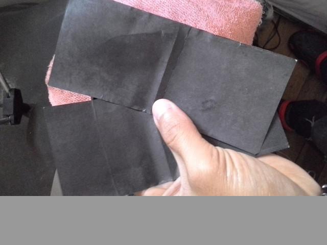 SSD solución, polvo y máquinas para limpieza en billetes de Banco