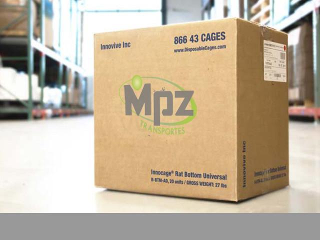 MPZ, Transportes