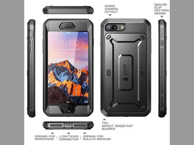 Case Carcasa IPHONE 7 PLUS Supcase Global Cels