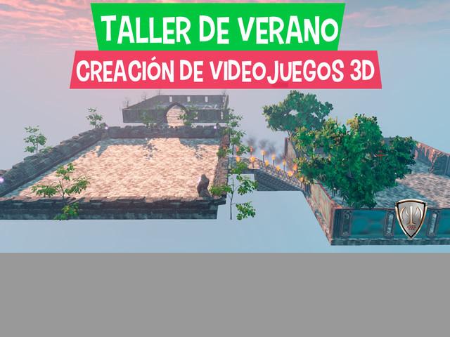 Vacaciones Útiles para niños 2018: Creación de Video Juegos y Animación