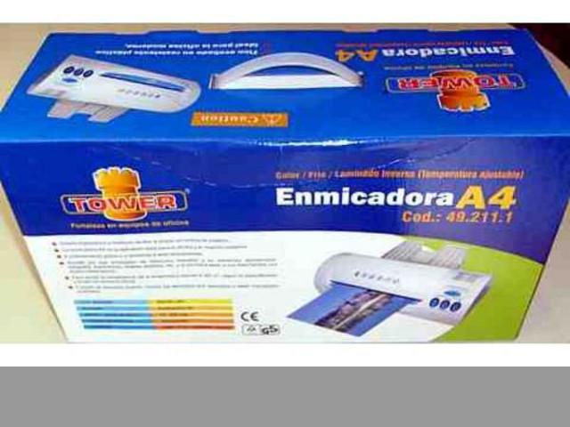 veVENTA DE ENMICADORAS-A4,A3, PARA TRABAJOS FUERTES ,P-ORIGINAL