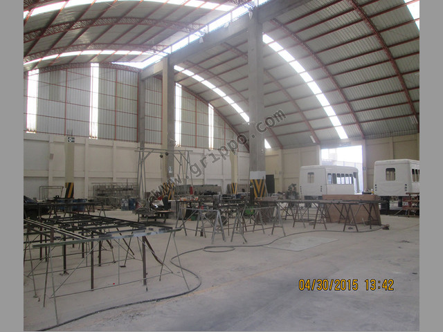 ALQUILO LOCAL INDUSTRIAL DE 6,200M2 EN LURIN