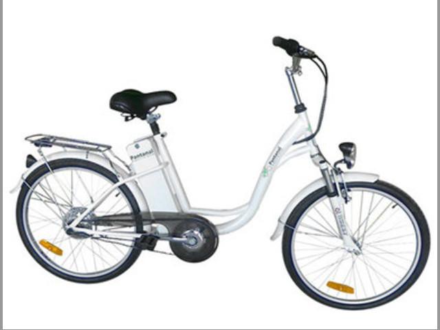 Bicicleta Solar JSE34ST