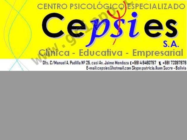 BIO-PSICOTERAPIAS EN SUCRE, BOLIVIA