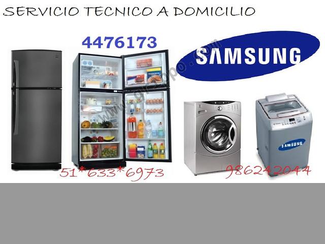 SERVICIO TECNICO REFRIGERADORA SAMSUNG 6750837