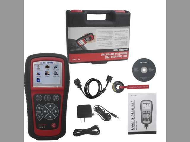 Autel TPMS tool TS601 Price Cut Down
