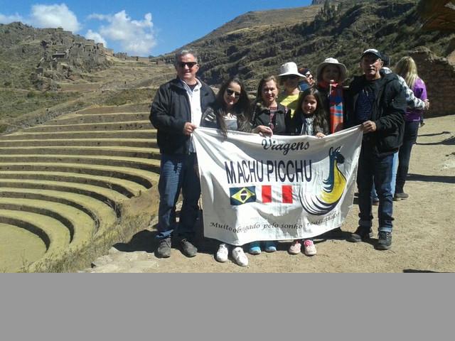 Cidadela irma de Machu Picchu - Choquequirao