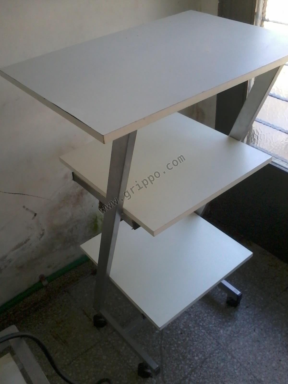 Mesas auxiliares para consultorio y est tica - Mesa auxiliar estetica ...