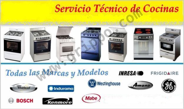 reparacion de cocinas industriales 434 3455 On cocinas industriales marcas