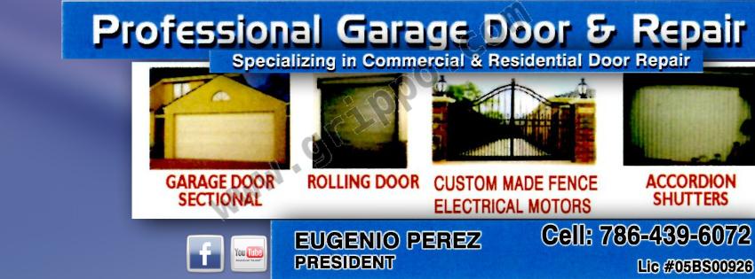 Puestas de garajes en hialeah for Nombres de garajes
