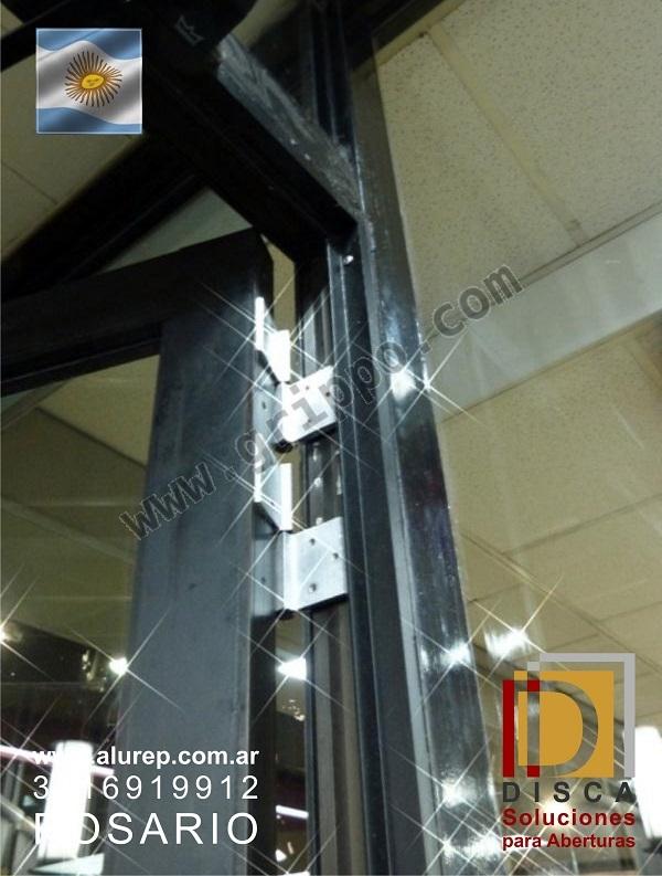 Reparacion de aberturas de aluminio en rosario for Puertas de aluminio rosario