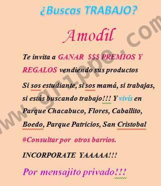 Amodil incorpora revendedoras
