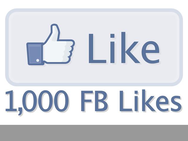 Buy Facebook Likes $5