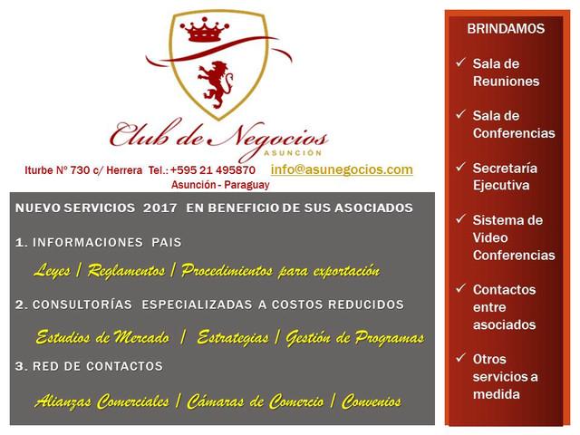Club de Negocios Asunción
