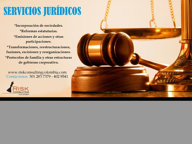 SERVICIOS JURÍDICOS: Fusiones, Escisiones y Reorganizaciones