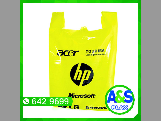 BOLSAS ASA T-SHIRT, A&S PLAX
