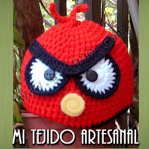 Gorro tejido a crochet para niños - Imagui