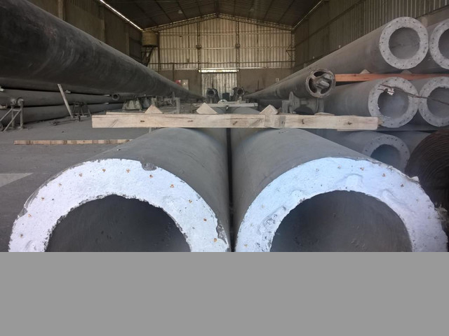 Vendemos Fabrica De Columnas De Hormigón
