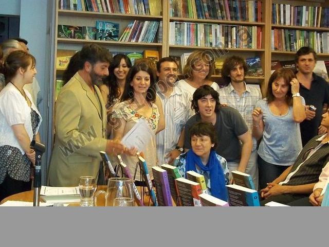 Presentación del libro de los Talleres con textos de alumnos de PURAPALA