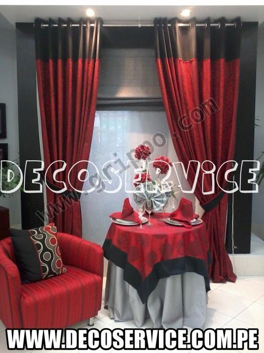 Cortina moderna para sala a precio de fabricas aproveche - Precio de cortinas ...