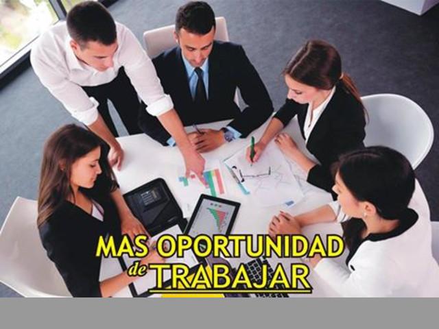 Oportunidad de Trabajar