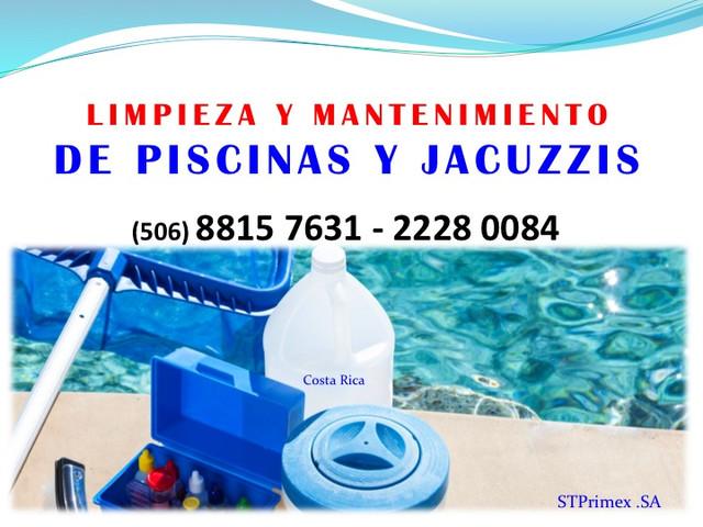 LIMPIEZA DE PISCINA Y REPARACION DE BOMBAS 88157631