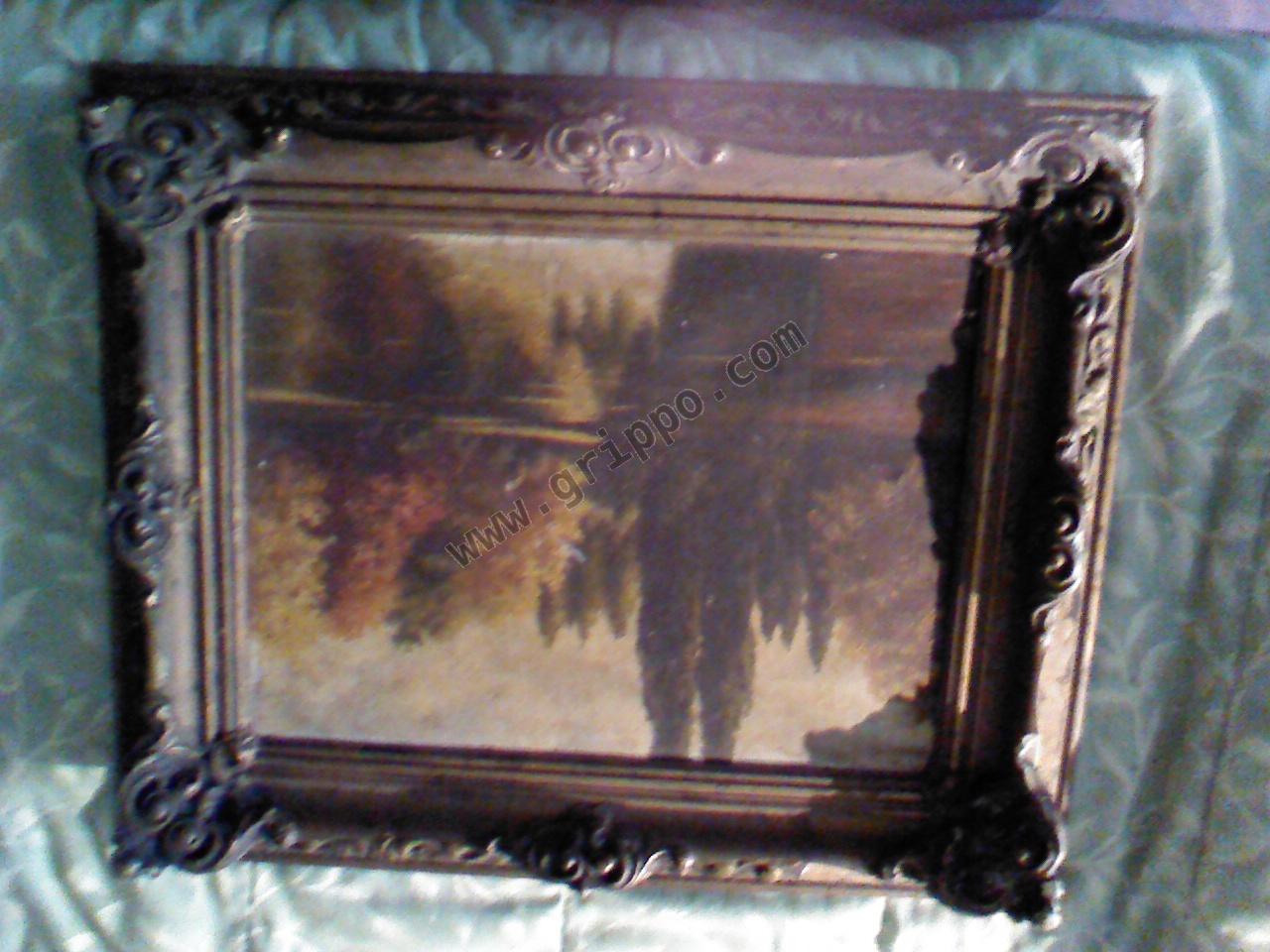 Vendo cuadros antiguos frances para restaurar escucho - Vendo muebles antiguos para restaurar ...