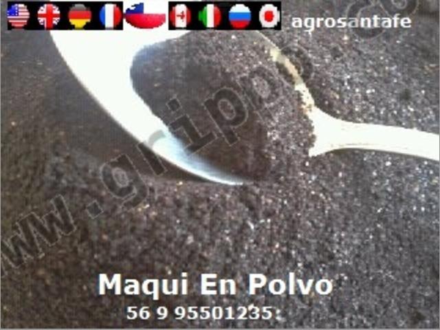 Maqui En Polvo