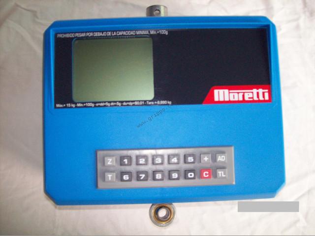 Balanza electrónica Digital V2-C MORETTI