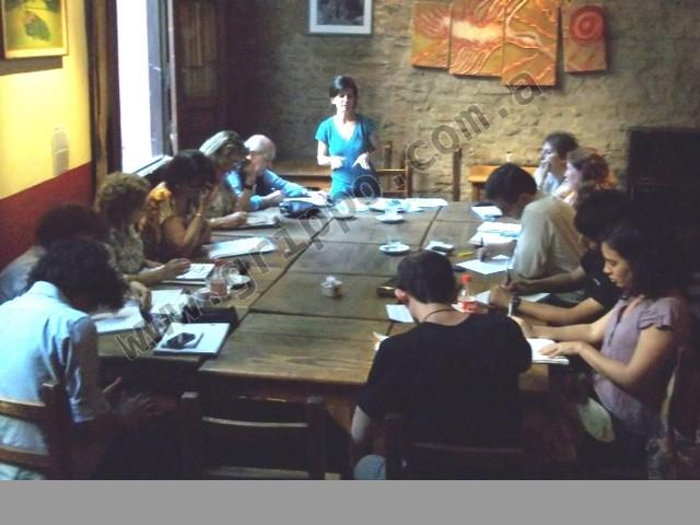 Taller Literario PURAPALABRA/ la aventura de aprender a escribir/Palermo
