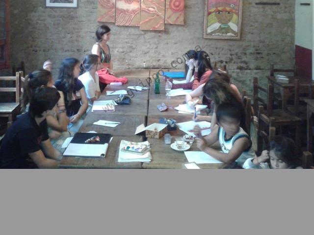 Taller Literario para Adolescentes PURAPALABRA/ en Palermo