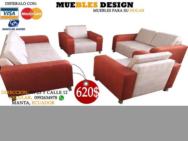 MUEBLES DESIGN MANTA