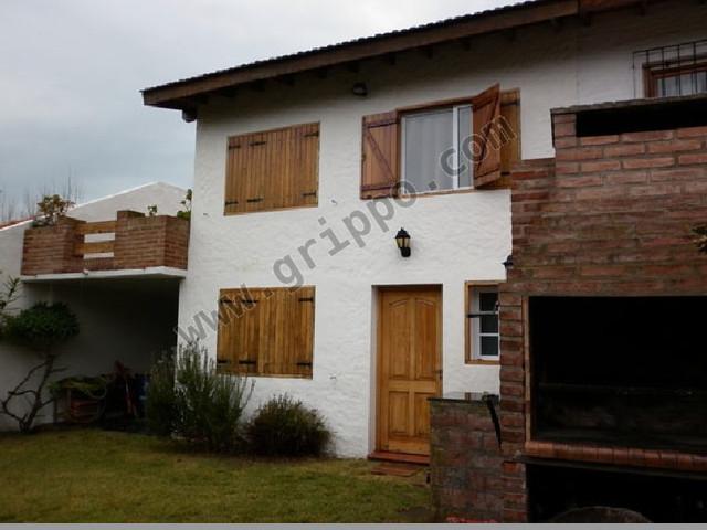 Villa Gesell Casa ZONA NORTE  Dueño Alquila