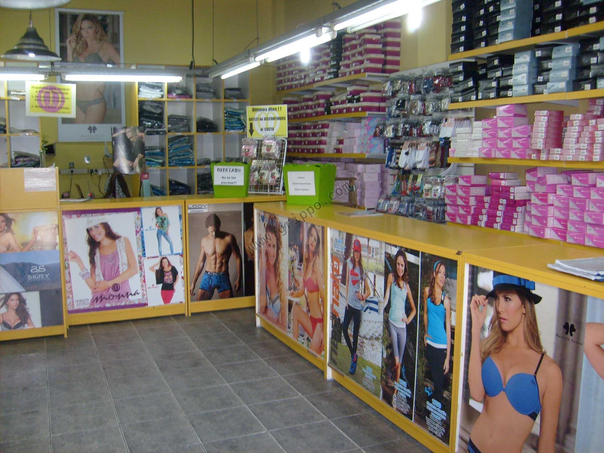 venta de indumentaria por catalogo: