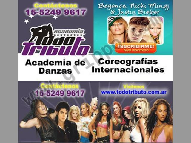 Clases de baile en Belgrano