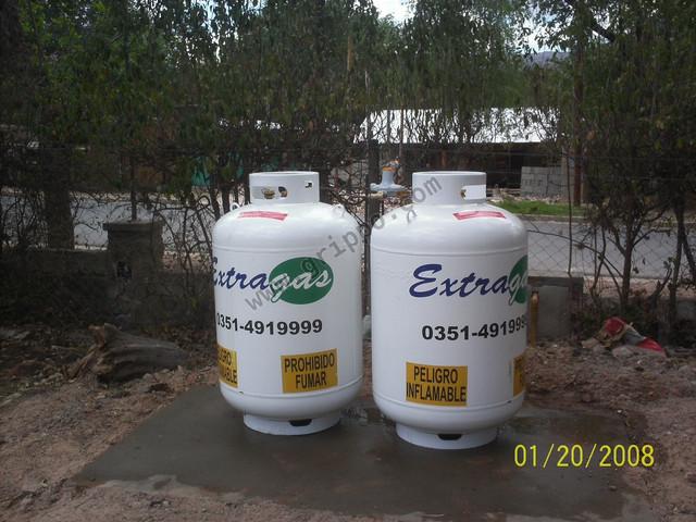 tanques de gas propano a granel en comodato extragas On gas a granel instalacion