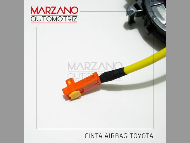 Cintas Airbag Y Claxon Hyundai Y Kia toyota  Nuevos