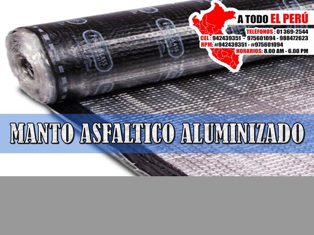 Manto Asfaltico y Bitumen De Oprima Calidad #942439351