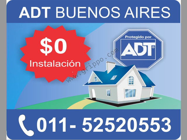 ADT Buenos Aires 011-52520553