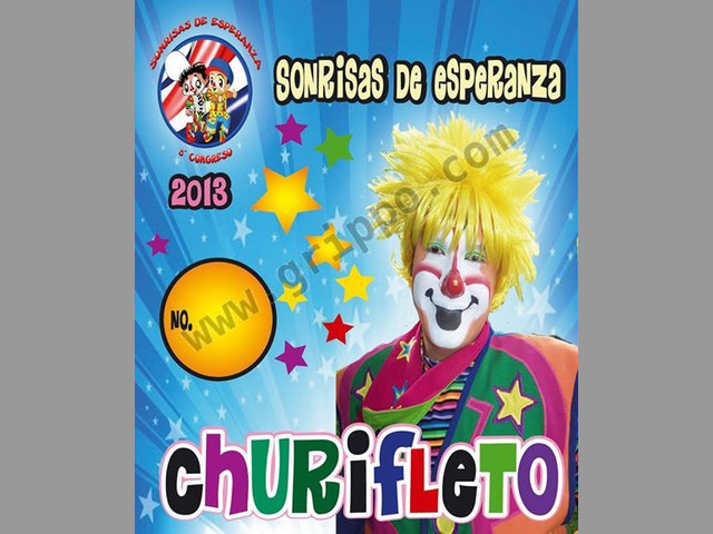 payaso churifleto 83079439cel.
