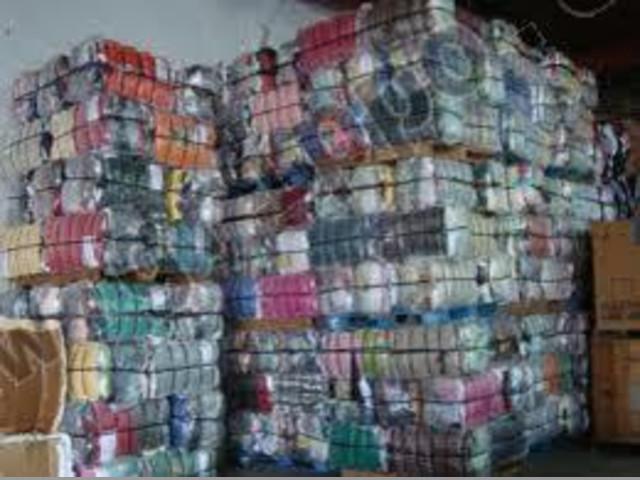 Fardos De Ropa Usada (lotes) - Ideal Para Ferias Americanas