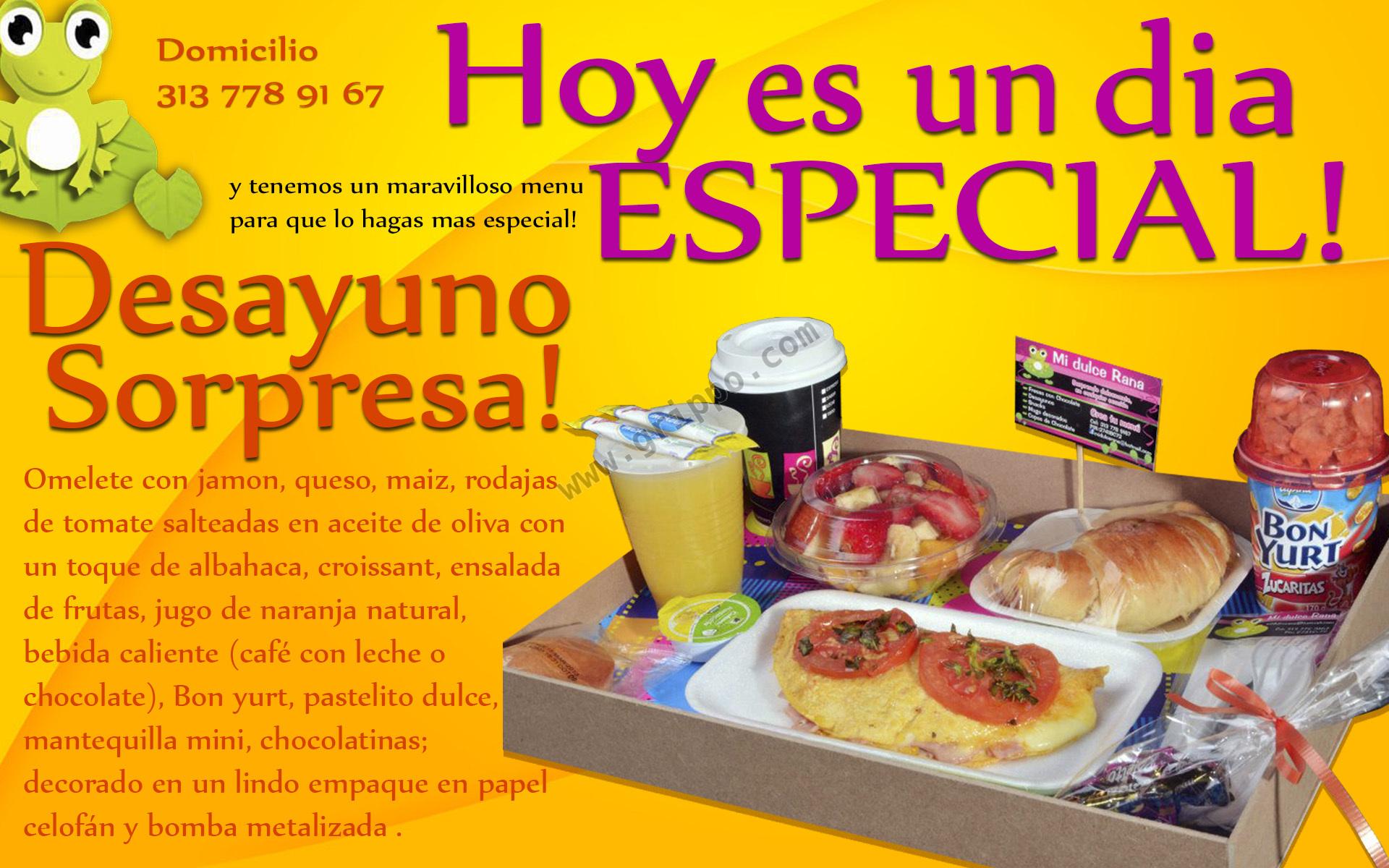 Desayuno a domicilio bogota related keywords desayuno a - Desayuno sorpresa madrid ...