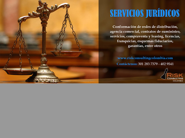 SERVICIOS JURÍDICOS:  Agencia Comercial, Contratos de Suministro