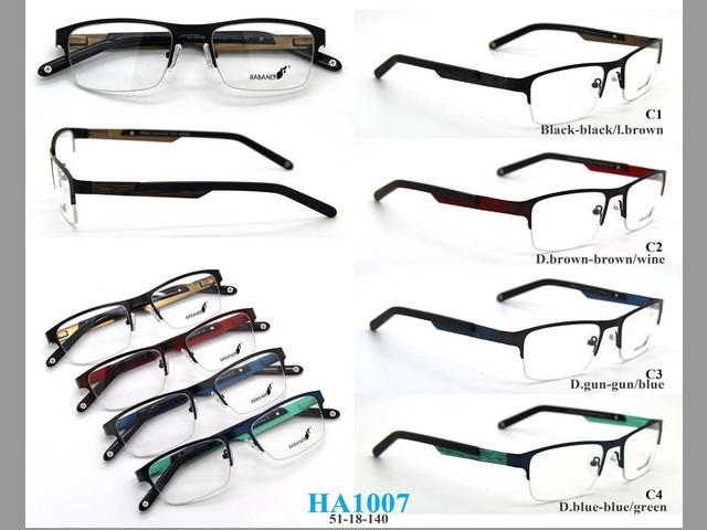 Frabicante de Armazones Opticos en USA