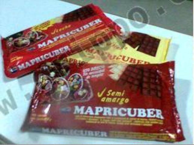 CHOCOLATE MAPRICUBER DE ARCOR P/ HUEVOS DE PASCUA