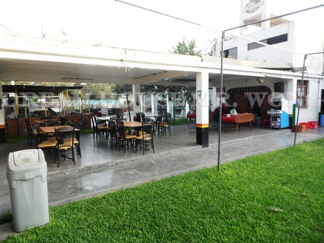 SE VENDE HOTEL RESTAURANTE - CAMPESTRE EN HUACHIPA