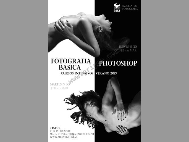 Cursos intensivos Fotografía y Photoshop de verano 2015