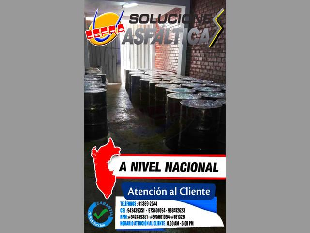 Los Mejores En Asfalto Rc 250 - Asfalto Mc 30- Emulsion Asfaltica, etc
