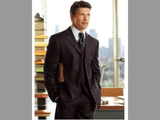 La mejor colección de trajes de hombre